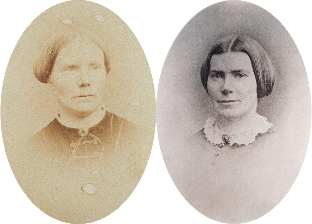 Elizabeth and Emily