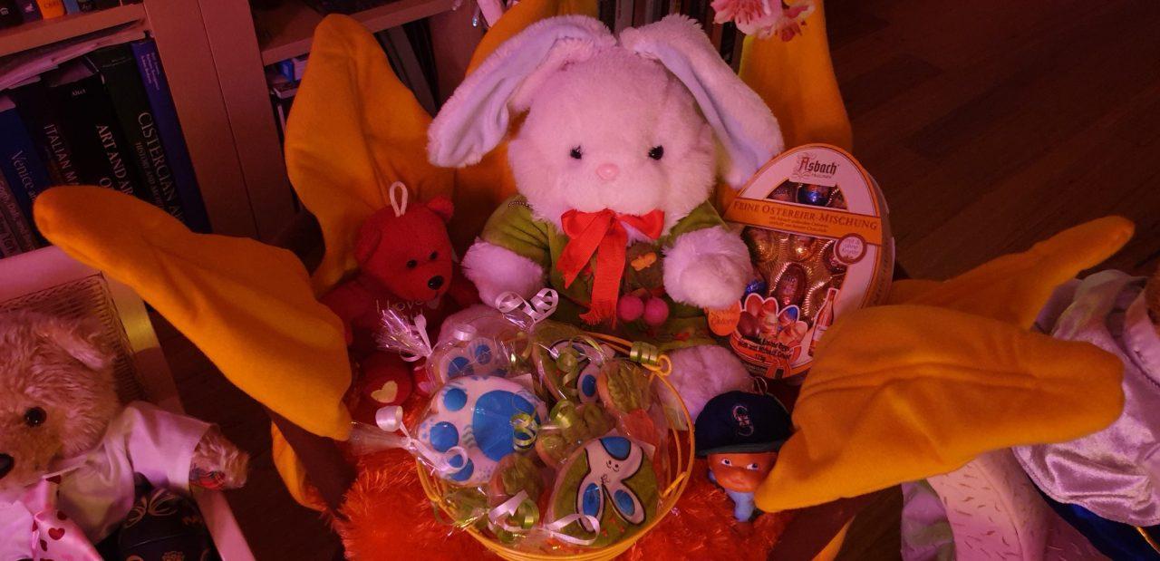 Bunny's Eggcelent Day